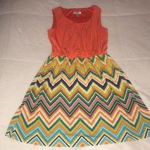 Woman causal dress